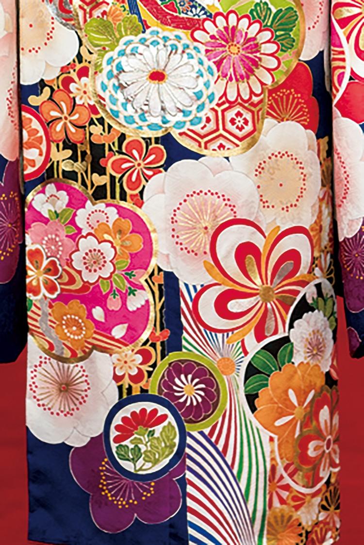 色とりどりの装飾が華やかさをプラスしてくれます。